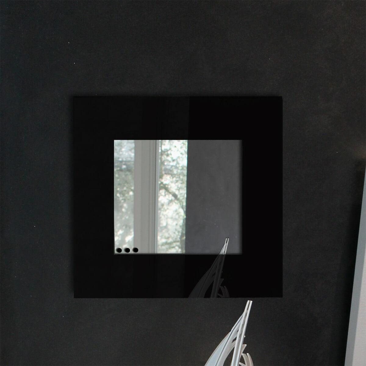 Specchio da parete con cornice continua plexiartglass - Specchio grande da parete ...