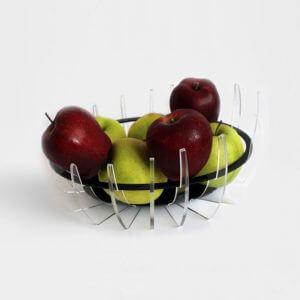 porta pane di design moderno in plexiglas