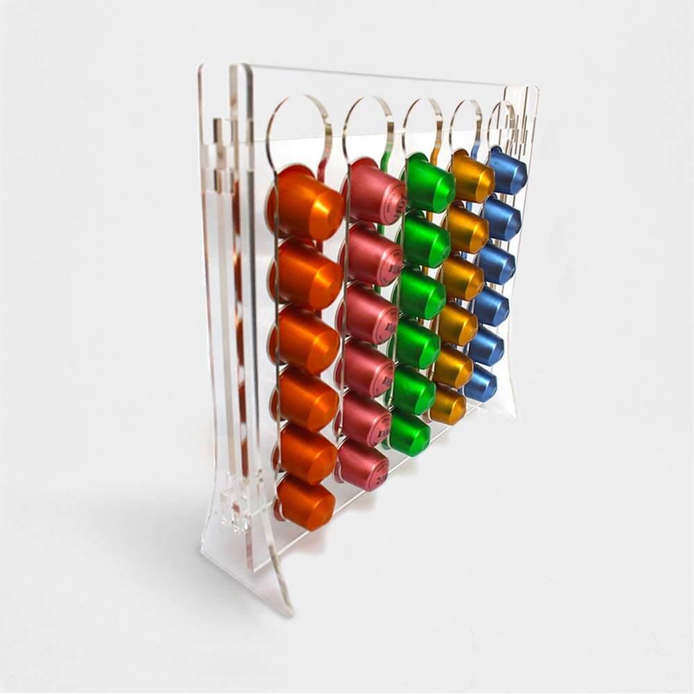 Porta Cialde Design Moderno Forza4 Plexiartglass