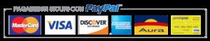 pagamenti sicuri e carte accettate